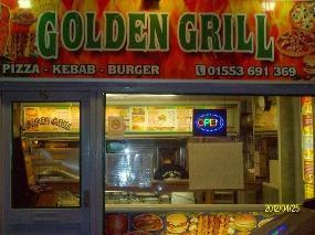 Golden Grill