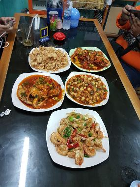Seafood Pa'De Kliwon