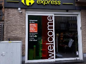 Carrefour express DE JASE (SCHAARBEEK)