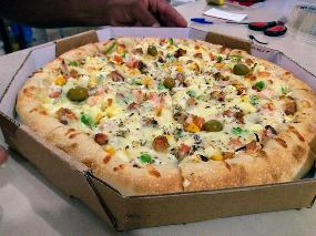 Disk Pizza Paulista
