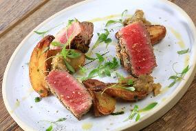 M Steak Moderne