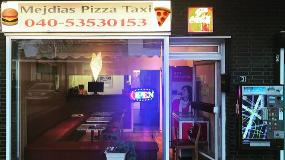Mejdias Pizza Taxi