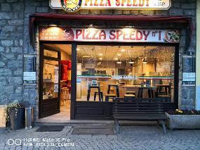 Pizza Speedy A Domicilio