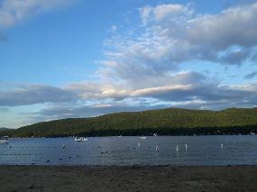 Lake George Bar Crawl
