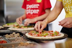Peter Piper Pizza Campestre