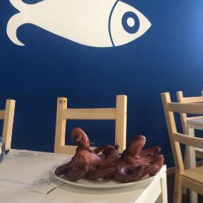 Il pesce azzurro osteria