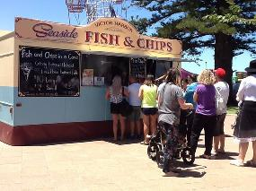 Seaside Fish and Chips Victor Harbor