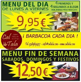 Cal Tala Arrocería & Brasería
