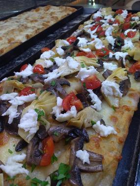 Pizza al Quadrato