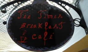Tee Times Restaurant & Café