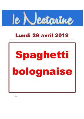 Le Nectarine