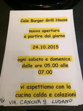 Cele Burger
