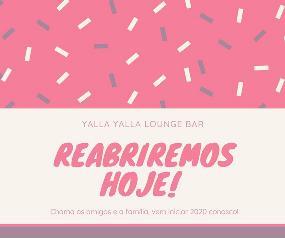 Yalla Yalla Bar