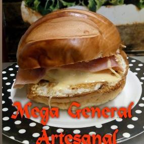 Mega Burger Delivery