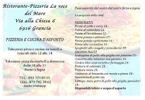 Ristorante Pizzeria la voce del Mare