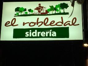 Sidrería El Robledal