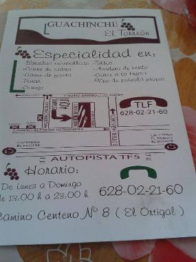 Guachinche El Torreón