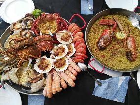 Restaurante El Rey De Las Mariscadas