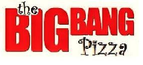 The Big Bang Pizza