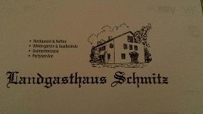 Landgasthaus Schmitz