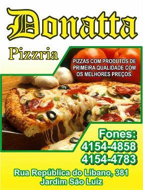 Pizzaria Donatta