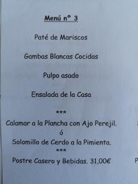 Restaurante Nueva Alegría