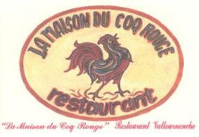 La Maison Du Coq Rouge
