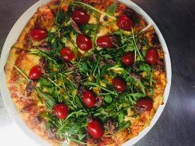 Berliner Döner Pizza
