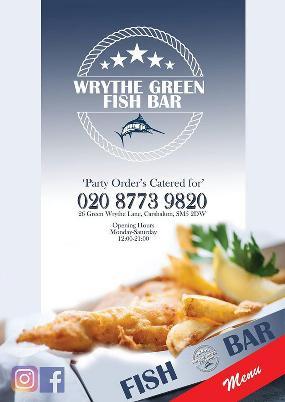 Wrythe Green Fishbar