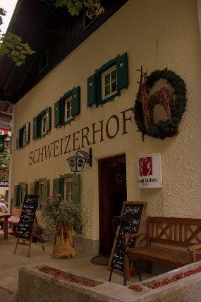 Wirtshaus Schweizerhof