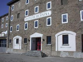 Hotel Bernina, Passo del Bernina 2.309 mt, Ospizio Bernina