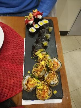 Amaya Sushi Bar e Restaurant