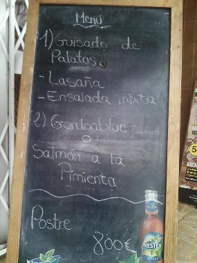 Restaurante bar Parada