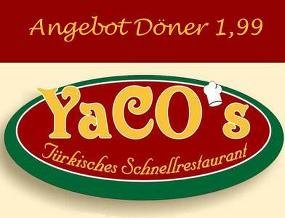 Yacos Döner Kebab Türkisches Restaurant Weißenhorn