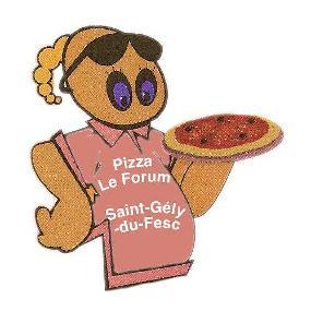 Snack Pizzéria Le Forum