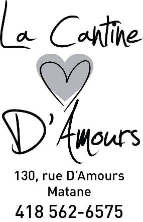 Cantine D'Amours inc.