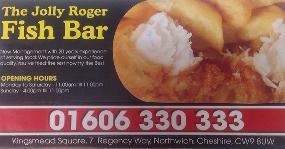 The Jolly Roger Fish Bar