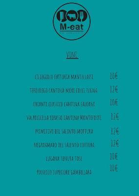 Ristorante Macelleria M-eat
