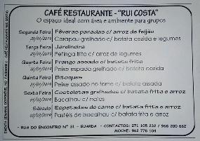 Café Restaurante - Rui Costa