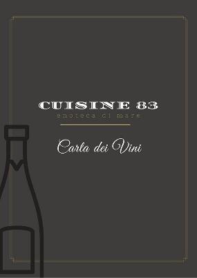 Cuisine 83