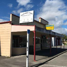Golden Horse Chinese Takeaway & Buller Cafe