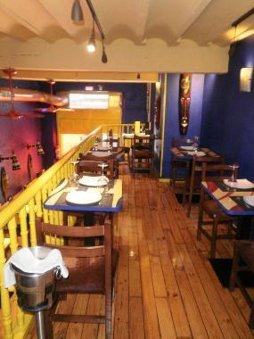 El Solecito restaurante a domicilio