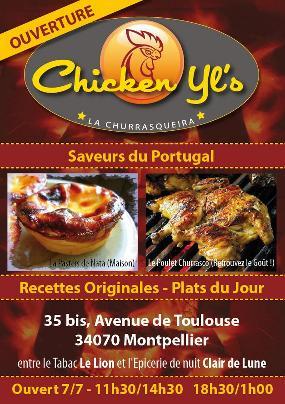 Chicken Yl's