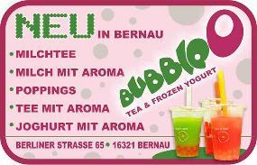Bubble Tea Bernau
