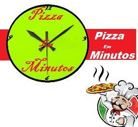 Pizza Em Minuto