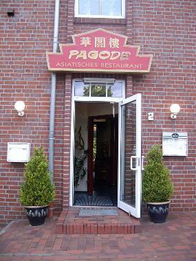 Asiatisches Restaurant Pagode