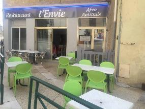L'ENVIE-Restaurant