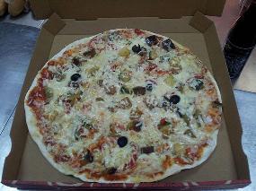Resto-Pizzas Le Rapido Valence