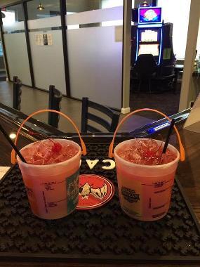 Charley's VG & Rum Bucket Bar