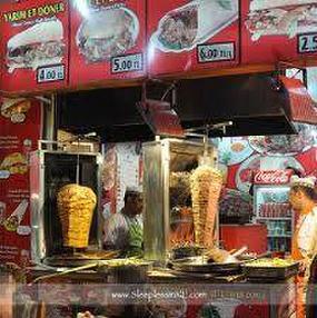 Alibaba kebab & doner